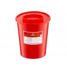 Pojemnik na odpady medyczne 3 l - 20 szt.