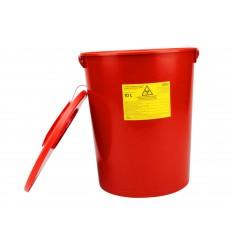 Pojemnik na odpady medyczne 10 l - 10 szt.