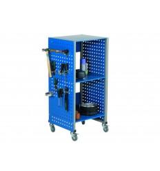 Szafka narzędziowa na kółkach - wózek warsztatowy - SOLIDNA konstrukcja