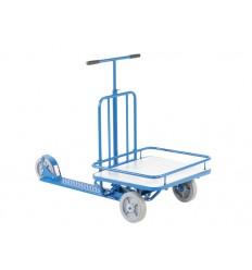 Wózek transportowy - hulajnoga