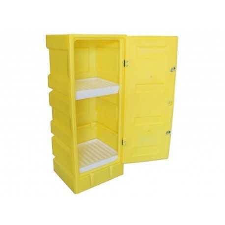 Polietylenowa szafka zabezpieczająca do substancji chemicznych