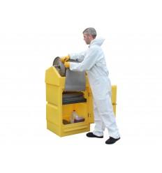 Polietylenowa szafka zabezpieczająca Romold