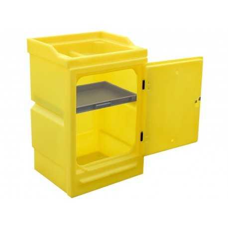 Polietylenowa szafka zabezpieczająca Romold PWSD