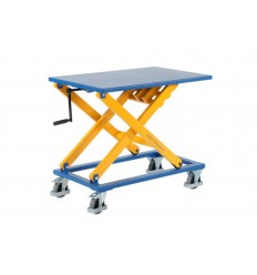 wózek - stół podnośnikowy