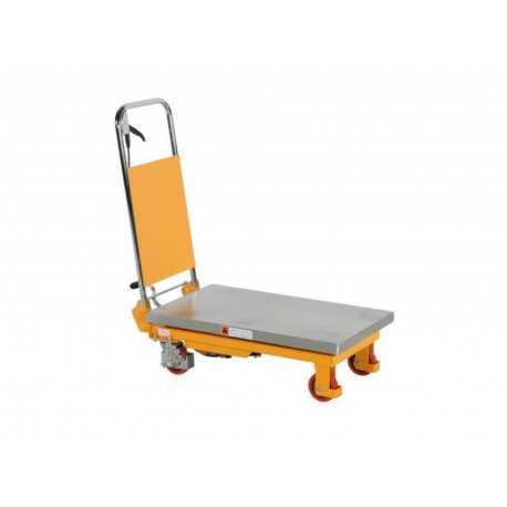 Hydrauliczny stół podnoszący z regulacją wysokości - 300kg udźwig