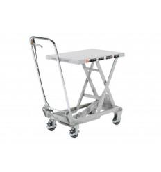 Aluminiowy wózek podnośny