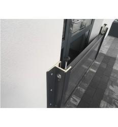 Zapora przeciwpowodziowa kompozytowa szer. 90 cm