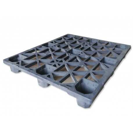 Paleta przemysłowa - kratownica 100x120x14 cm