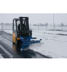 Pług śnieżny do wózków widłowych 250 cm