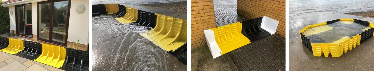 zapory przeciwpowodziowe Flood Fence